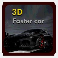 3D Faster Car