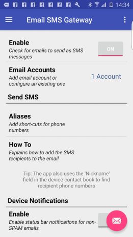 Email To SMS Gateway 1 14 Download APK for Android - Aptoide
