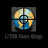 UTM Geo Map Icon