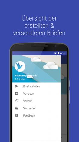 Brief Erstellen Versenden 202 Laden Sie Apk Für Android