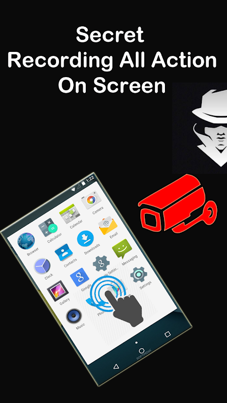 Secret screen recorder Download Full Unlocked