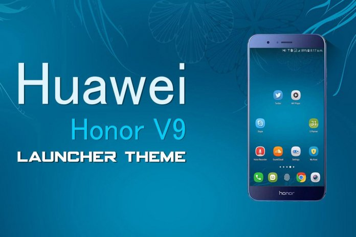 Launcher for Huawei Honor V9 1 0 Download APK for Android