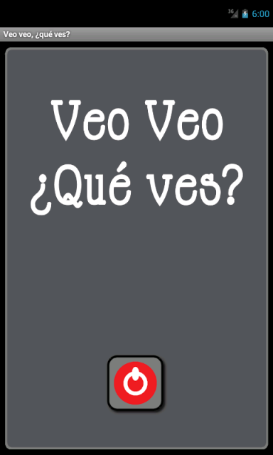 Veo veo qu ves download apk for android aptoide - Que ves soluciones ...