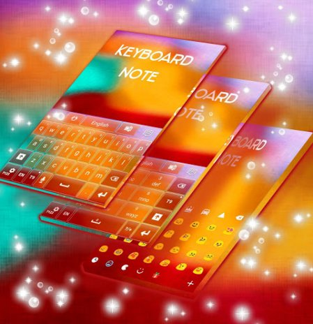 Samsung Galaxy Note 2  GO Keyboard Theme 1 224 1 81 Download APK for