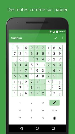 Sudoku Gratuit Français 1214 Télécharger Lapk Pour