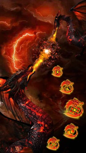 3d Fire Dragon 1 1 8 Download Android Apk Aptoide