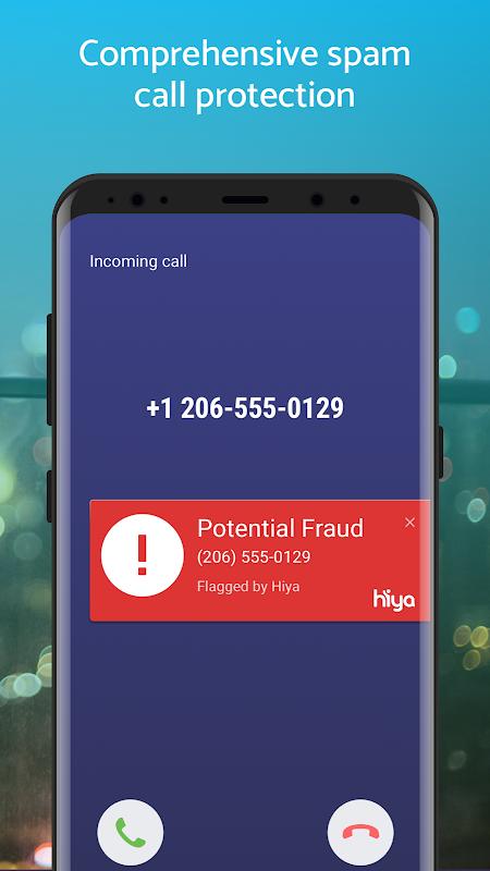 Hiya - Caller ID & Block screenshot 4