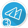 Mobogram 3 Icon