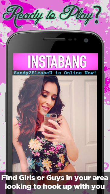 instabang mobile app