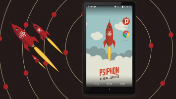Psiphon Pro - The Internet Freedom VPN Screen