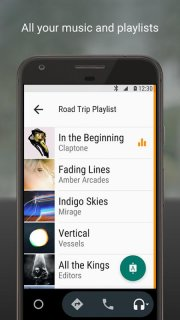 Android Auto - Maps, Media, Messaging & Voice screenshot 3