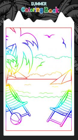 libro para colorear verano 1.4 Descargar APK para Android - Aptoide