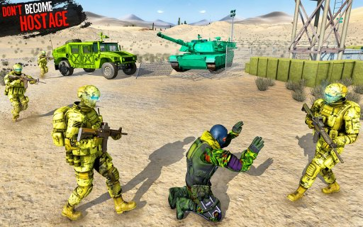 Secret Agent US Army Mission screenshot 3