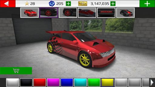 Rally Fury - Extreme Racing screenshot 2