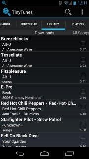 alt j an awesome wave album download rar