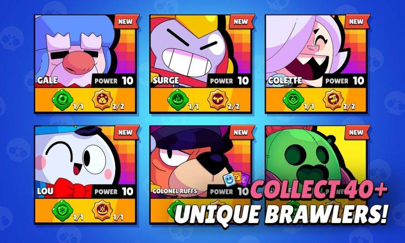Brawl Stars screenshot 15