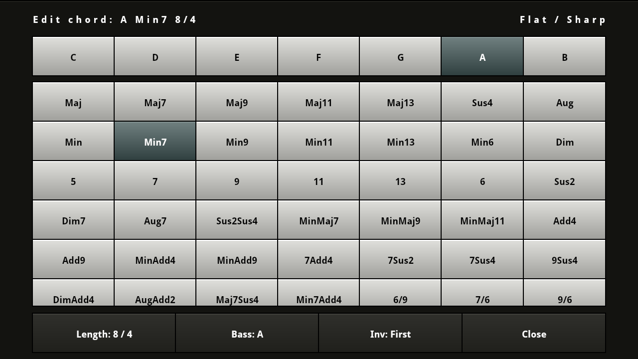 Chordbot Lite screenshot 2
