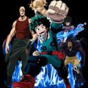 My Hero Academia : The last fight