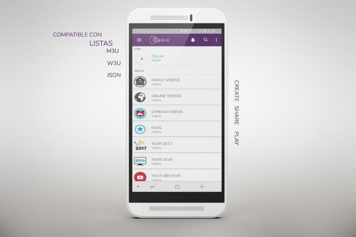 ESplive Player IPTV 1 2 Download APK for Android - Aptoide