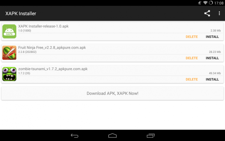 XAPK Installer 1 4 Download APK for Android - Aptoide