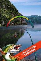 Let's Fish: Sport Fishing Games. Fishing Simulator Screen