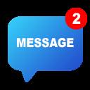 All-in-1 Social media, Messenger, Social Network