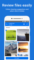 Files by Google: Clean up space on your phone Screen