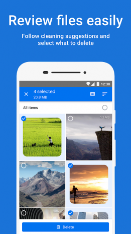 Files by Google: Clean up space on your phone 1 0 264667554