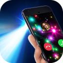 Brightest Flashlight: LED Light, Color Call Screen