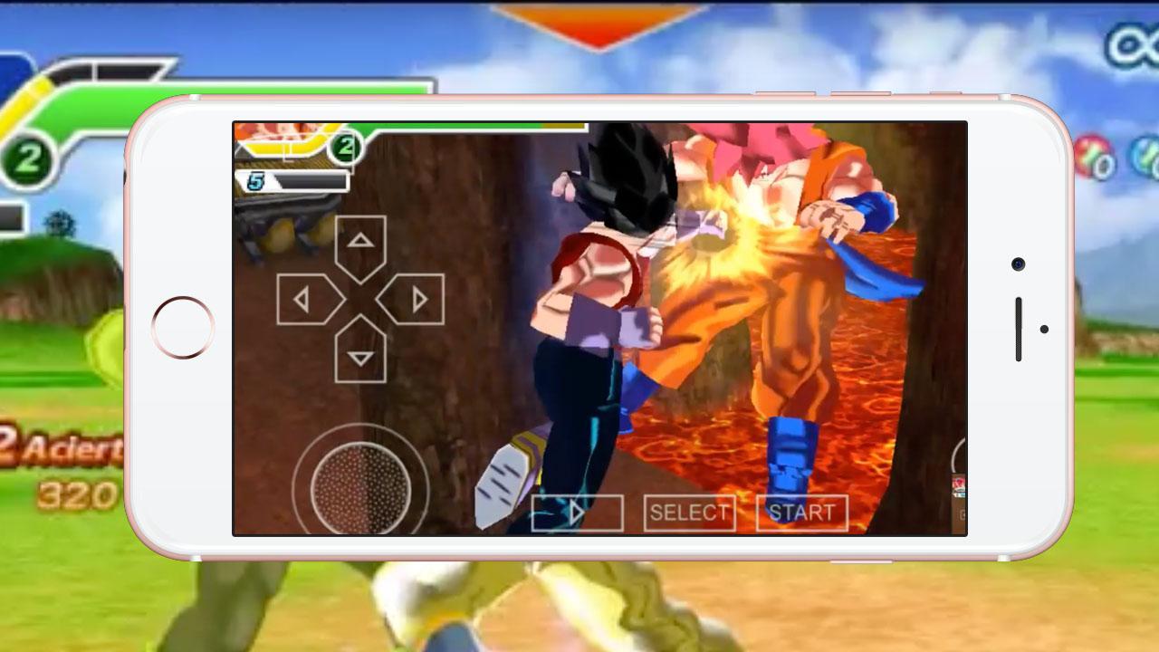 Goku War: Xenoverse Tenkaichi screenshot 2
