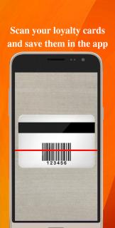 VirtualCards-Loyalty Cards & Coupons Wallet screenshot 3