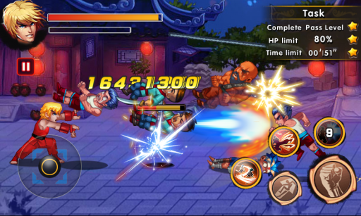Fury Street: Fighting Champion screenshot 1