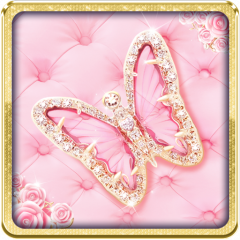 Pink Butterfly Live Wallpaper 111 Descargar Apk Para