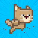 Super Cat Runner: 8-bit 2D Platformer Game   Retro
