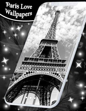Paris Love Live Wallpapers Screenshot 8