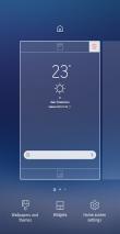 TouchWiz Home Screenshot