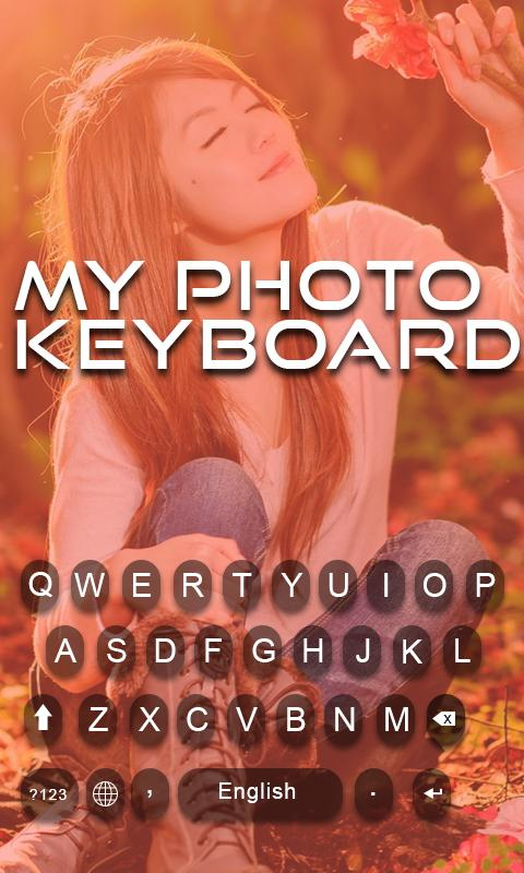 My Photo Keyboard screenshot 1