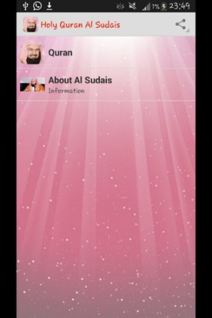 Holy Quran - Al Sudais 1 0 Download APK for Android - Aptoide