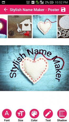 Stylish Name Maker & Generator 1 0 Download APK for Android - Aptoide