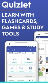 Quizlet: Learn Languages with Flashcards for Free 4 20 1