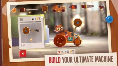 cats crash arena turbo stars screenshot 4