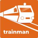 IRCTC book tickets on Train man App
