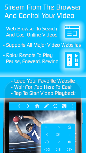 Video & TV Cast   Roku Remote   Download APK for Android ...
