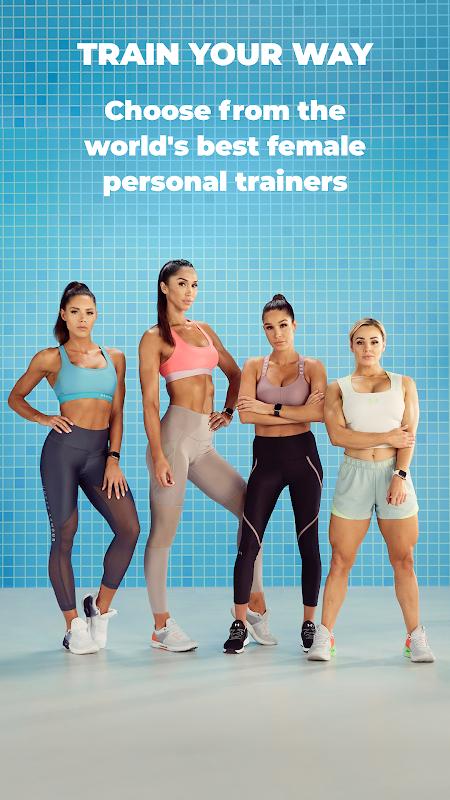 SWEAT: Kayla Itsines Fitness screenshot 2