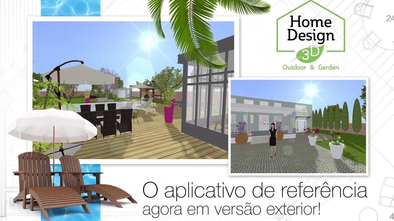 Home Design 3d Outdoor Garden Captura De Tela 1 ...