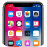 Phone X Launcher, OS 11 iLauncher & Control Center Icon