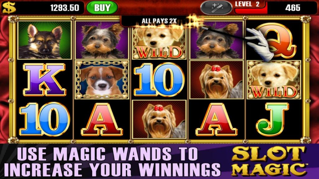 slots magic partner