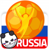 World Cup App for Russia 2018 Schedule Predictions. Icon