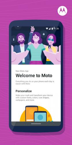 Moto screenshot 4