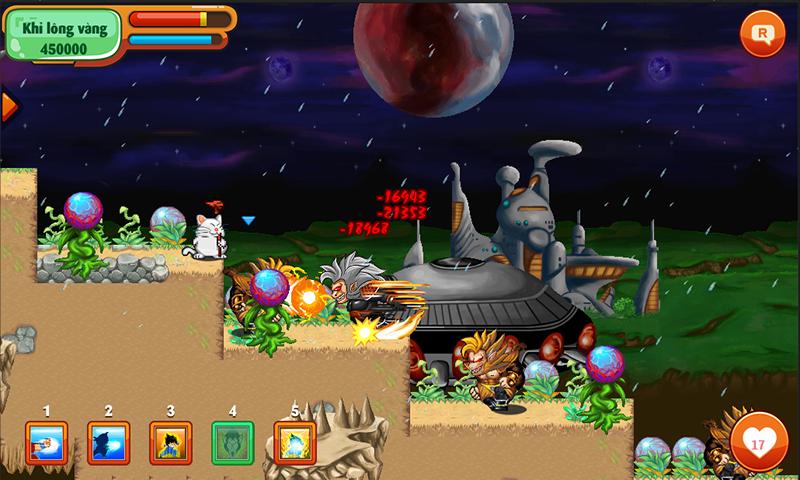 dragonball online game deutsch
